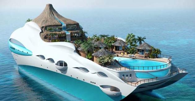 beautiful-tropical-island-ship