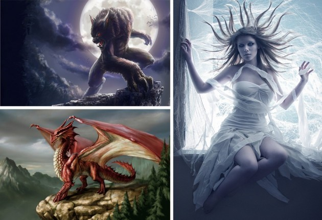 Mythical_Creatures
